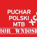 Ogłoszenie o naborze wniosków na organizację edycji Pucharu Polski MTB XCO 2018